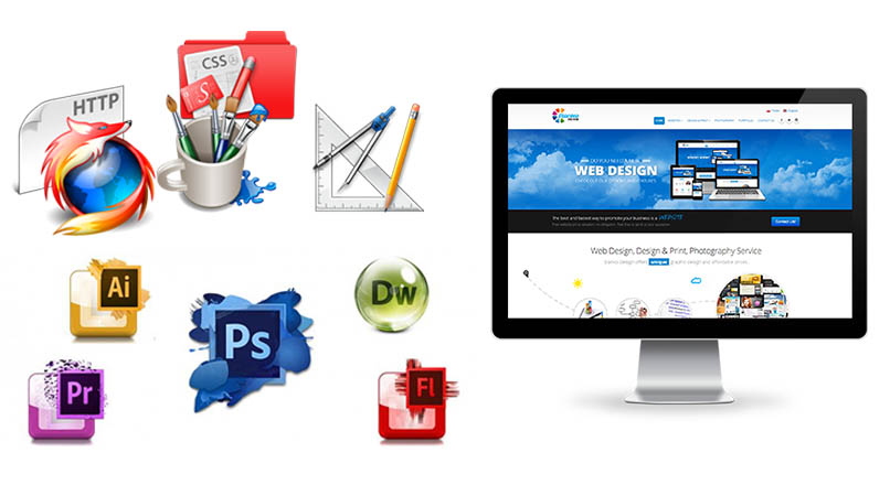 En Çok Tercih Edilen Web Tasarım Programları Hangileridir?