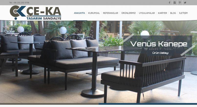 Çe-ka Sandalye, Tasarım Sandalye, Bahçe Mobilyaları, Alüminyum Sandalye, Alüminyum Şezlong, Alüminyum Oturma Grupları