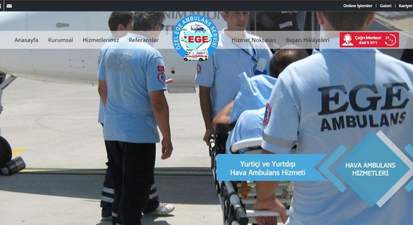 Özel Ege Ambulans Servisi