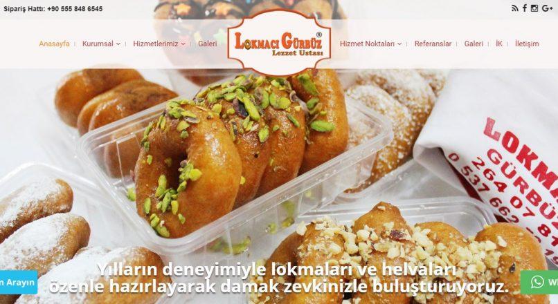 Lokmacı Gürbüz, İzmir Lokma, Lokmacı, Firması, Siparişi
