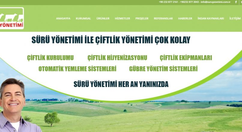 Çiftlik ve Sürü Yönetimi